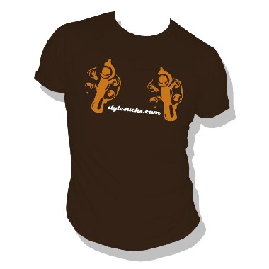 Guns  Shirt  Brown - Men