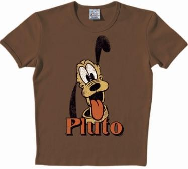 Logoshirt - Pluto Shirt  - Brown