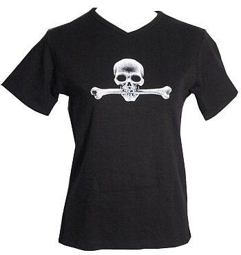 Thomas Ott Girl Shirt - Skull