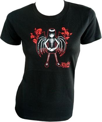 Emily The Strange - Dead Strange Shirt