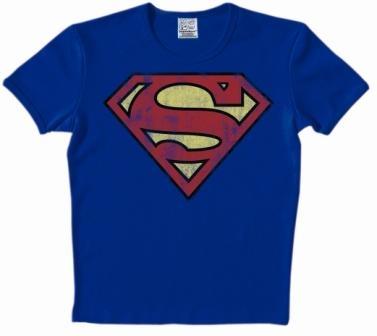 Logoshirt - Superman Shirt -  Logo