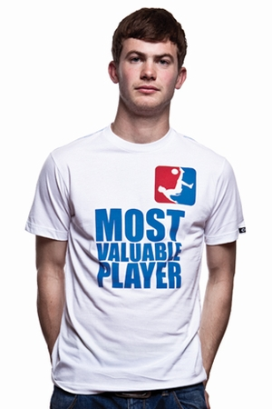 Fussball Shirt - Most Valuable Player
