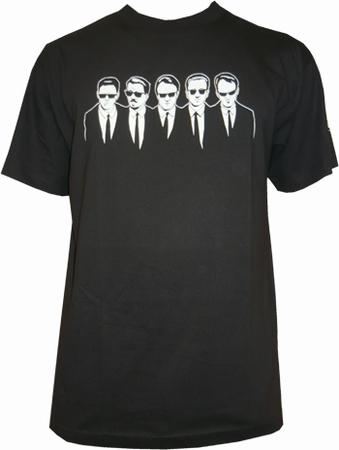 Dogs - Shirt - Schwarz