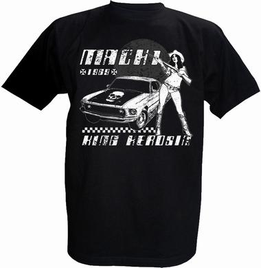 King Kerosin - Mach 1 - Shirt