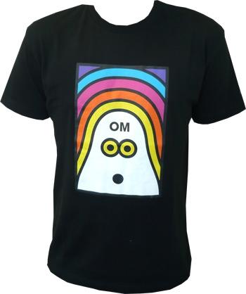 Amos - Om - Black - Men Shirt