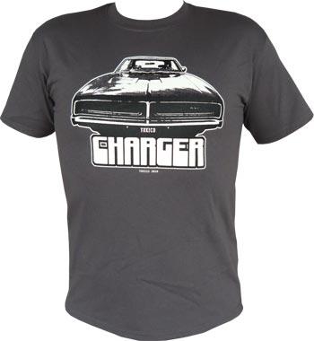 Toxico - Charger Grau - Shirt