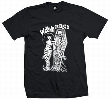 Waking the Dead - Shirt - schwarz