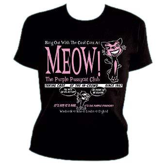 MEOW - The Purple Pussycat Club