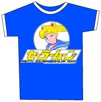 Sailor Moon Shirts