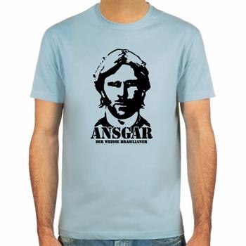 Ansgar Brinkmann Fussball Shirt - Blau