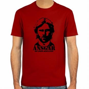 Ansgar Brinkmann Fussball Shirt - Rot