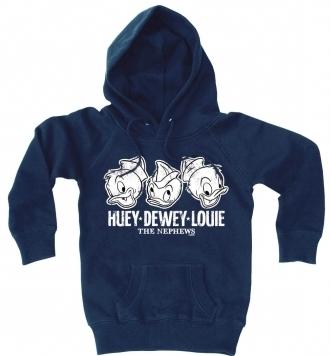 Disney - Huey, Dewey, Louie - Hoody Kapuzenpullover Kids