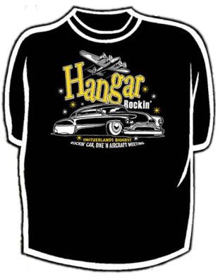 Hangar Rockin Girlie-Shirt - 2007