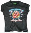 Amplified - Kinder Shirt - Rolling Stones Tattoo Tour - Black Modell: AmpliKid0004
