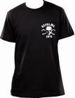 DePalma - Skull and Bones - Shirt - Black
