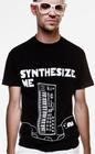Synthesize Me - Shirt - schwarz Modell: Synthesizeschwarz10