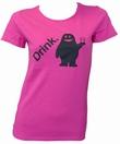 Amos - Drink - Magenta - Girl Shirt Modell: A501190013