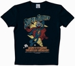 Logoshirt - Sesamstrasse - Super Grover Worlds Greatest Shirt
