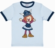 Kinder Shirt - Wickie - Hellblau