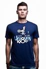 Vintage Fussball Shirt - Uruguay 1980