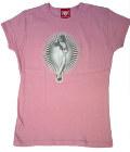 Majorette Girlie-Shirt Modell: TX0018