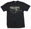 Challenger 440 - Men Shirt Schwarz