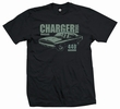 Charger 1968 - Men Shirt Schwarz