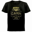 JOHNNY CASH T-SHIRT WALK THE LINE