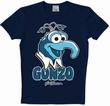Logoshirt - Muppets - Gonzo Shirt - Navy