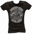 Lucha Libre - Girl Shirt schwarz
