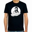 Mike Werner FC Vokuhila Fussball Shirt - Schwarz Modell: SM006-Schwarz