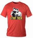 Star Trek T-Shirt Spock & Kirk