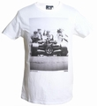 Star Wars Shirt - Chunk - Dark Side Racing - weiss