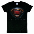 Logoshirt - Superman - Man of Steel Shirt Modell: LOS0100914001