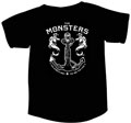 The Monsters - Hurt - Kids-Shirt