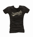 Trumph London - Girl Shirt Schwarz Modell: vbt375