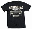 Vanishing Point 1971 - Men Shirt Schwarz Modell: vbt275