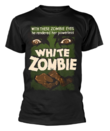 White Zombie Shirt Modell: PH11139