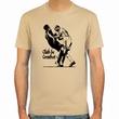 Zinedine Zidane vs. Marco Materazzi Fussball Shirt - Sand