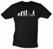 Zombie Evolution T-Shirt Modell: T17055