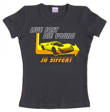 Jo Siffert - Girl Shirt