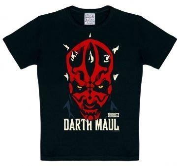Kids Shirt Darth Maul - Star Wars Kinder Shirt
