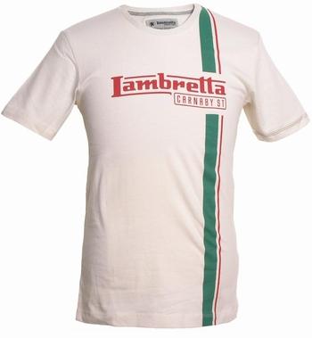 Lambretta Shirt - Streifen Italia