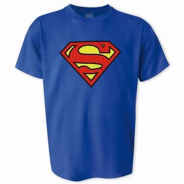 Superman T-Shirt Logo Das Original
