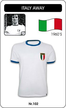 Italien Retro Trikot 1960