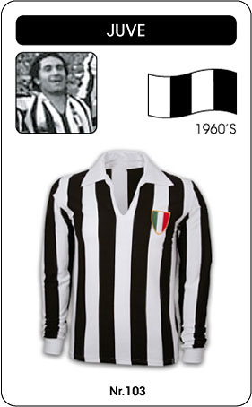 Juventus Turin Retro Trikot