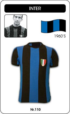 Inter Mailand 1960 Trikot Retro Fussballtrikot In Der Schweiz Kaufen