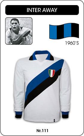 Inter Mailand Inter Milano Retro Trikot