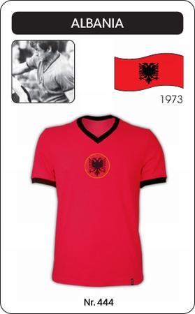 Albanien Retro Trikot
