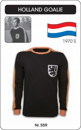 Holland Retro Torwarttrikot